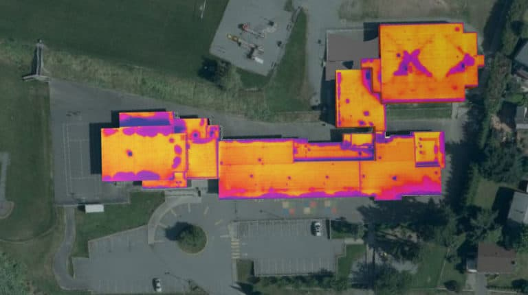 Critical Analysis On Drone Inspection Using Longwave Ir