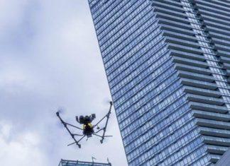 Industrial SkyWorks_Drone Building inspection