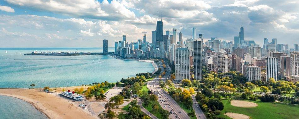 Can You Fly a Drone in Chicago? (And Best Places to Fly)